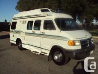 YOU ARE VIEWING A 1999 PLEASURE WAY LUXOR MP. POWERED