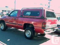 Make Dodge Model Ram 1500 Year 1999 Colour Red kms