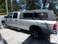 Make Dodge Model Ram 2500 Year 1999 Colour Silver kms
