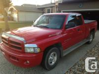 Make Dodge Model 1500 Year 1999 Colour Red Trans