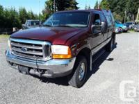 Make Ford Model F-350 Year 1999 Colour red kms 128600