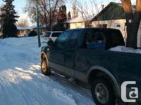 Make Ford Model F-150 SuperCrew Year 1999 Colour teal