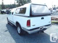 Make Ford Model F-150 Year 1999 Colour white kms