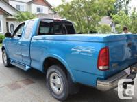 Make Ford Year 1999 Colour Turquoise Trans Automatic