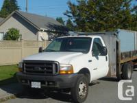 1999 Ford F-450, 7.3L Powerstroke Diesel, 212k kms,