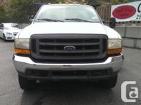 Make Ford Model F-450 Year 1999 Colour White kms