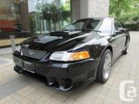 Make Ford Model Mustang Year 1999 Colour Black kms