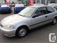 Make Honda Model Civic Year 1999 Colour Silver kms