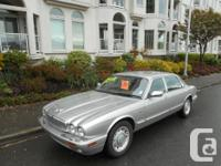 Make Jaguar Model Vanden Plas Year 1999 Colour Silver