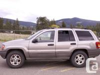 1999 Jeep Grand Cherokee Laredo 4X4 for Sale. Has been