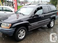 Make Jeep Model Grand Cherokee Year 1999 Colour Black