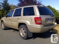 Make Jeep Model Grand Cherokee Year 1999 Colour Gold