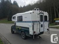 1999 Kodiak 9ft fibreglass camper. Excellent condition.