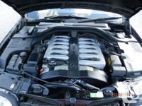 Make Mercedes-Benz Model 600SEL Colour Black Trans
