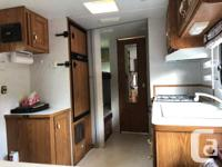 1999 Northwood (model: NASH20TT) Sleeps 5, Weight 2540