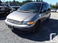 Make Plymouth Model Voyager Year 1999 Colour grey kms