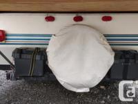 Excellent condition,sleeps 6,fridge,propane stove,3