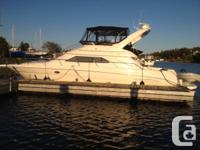 RARE FIND!!   This fresh water only, 2nd owner Sea Ray