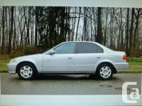 Selling my 1999 Honda Civic EX Silver Four-door sedan,