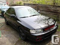 Make Subaru Model Impreza Sedan Year 1999 Colour
