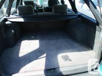 Make Subaru Model Legacy Wagon Year 1999 Colour green