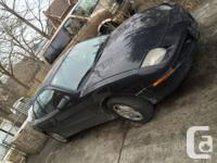 1999 sunfire in good condition, no serious rust at all,