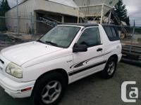 Make Suzuki Year 1998 Colour White Trans Manual kms