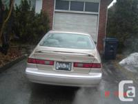 1999 Toyota Camry CE Sporty, Automatic, Power Steering,