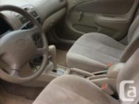 Make Toyota Model Corolla Year 1999 Colour Beige kms