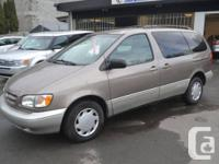 This van is a must see if your in the market for Toyota