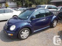 Make Volkswagen Model Beetle Year 1999 Colour Dark