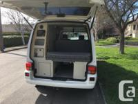 - Winnebago Edition - Equipped with the powerful VR6