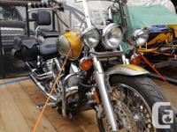 Make Yamaha Year 1999 kms 20744 Beautiful bike. Bought
