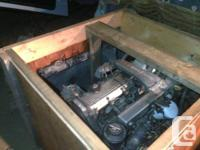 1HD-T Toyota Landcruiser engine available, ~ 270,000