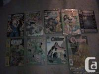Many 1st Issues...Conan, Spiderman, Donald Duck (3-D),