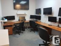 Sq Ft 1000 1st month free, 2nd level commercial office