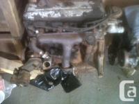 2.0 SFI Motor, original motor from 1988 Chev Beretta,