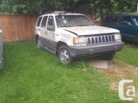 Trans Automatic Selling my 2 jeeps one has a blown