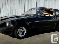 2- 280-ZX Nissan's T-top's Both for $5,000.  1st Z-  is