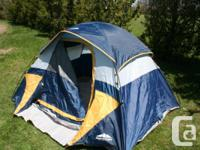 Northwest Territory Sierra Dome Backpack Tent