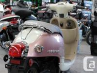 Honda GIORNO Scooter ...Spica Pink/Pearl Cotton