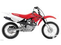 the CRF80F has a durable, easy-shifting manual