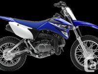 2015 YAMAHA TTR110Spark your kids' two-wheel passion