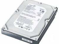 "2.5"" & 3.5"" SATA and IDE Hard Drives for Sale -- Fully"