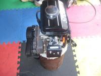 2.5 HP 97 cc Gas motor Will fit Baja Gas mini Bikes or