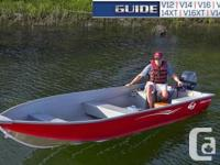 IN STOCK NOW.....Guide V series, sold as �boat only�,