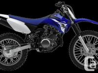 SAVE $400.00 !!! 2014 YAMAHA TTR125LThe TT-R125L is