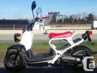 Honda Canada Demo Bike - Attractive ShapeNot everyone
