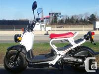 Honda Canada Demo Bike - Good Shape Not everyone thinks