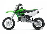 $2,795 + HST OWNERSHIP.Kawasaki's smallest motocross